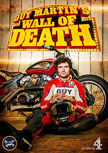 Guy Martin: Wall of Death [DVD] from Spirit Entertainment Limited