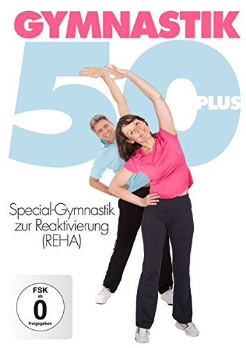 Gymnastik 50 Plus [DVD] from ZYX Music (ZYX)