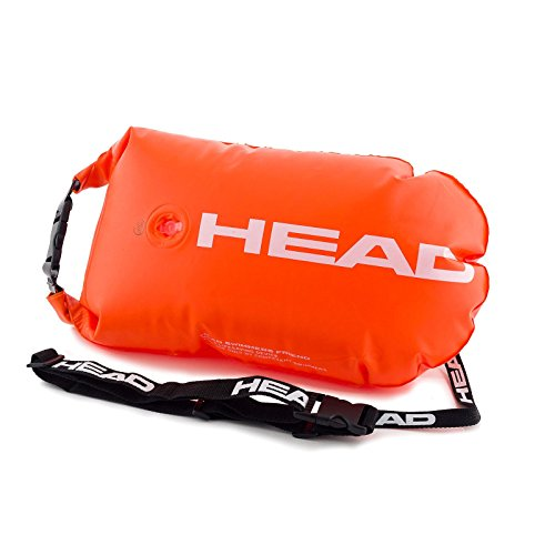 HEAD Safety Swimming Buoy with drybag - Saferswimmer orange from HEAD