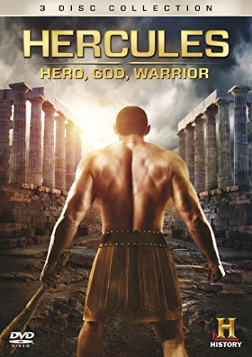 HERCULES; Hero, God, Warrior [DVD] from History Channel