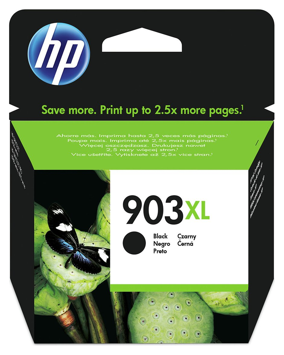 HP 903XL Black Ink Cartridge from HP