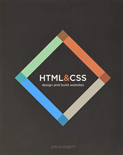 HTML and CSS: Design and Build Websites from John Wiley & Sons