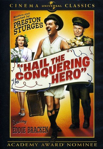 Hail the Conquering Hero [DVD] [1944] [Region 1] [US Import] [NTSC] from UNIVERSAL