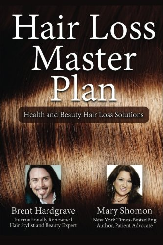 Hair Loss Master Plan: Health and Beauty Hair Loss Solutions from Createspace Independent Publishing Platform