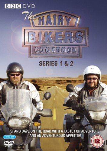 Hairy Bikers Cookbook : Complete BBC Series 1 & 2 [DVD] from 2 Entertain Video