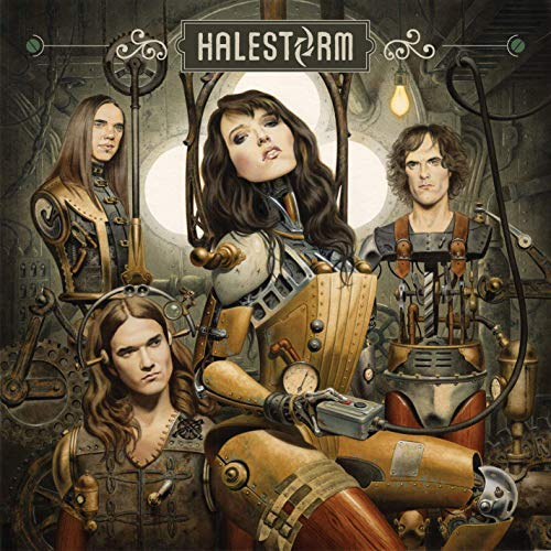 Halestorm from ATLANTIC RECORDS