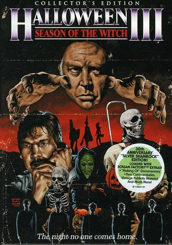 Halloween III: Season of the Witch [DVD] [1982] [Region 1] [US Import] [NTSC] from Shout Factory
