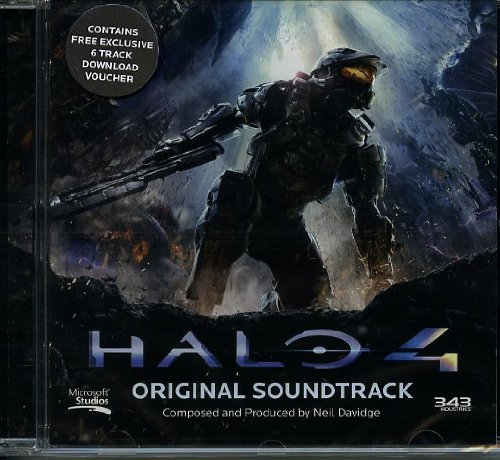 Halo 4 Sountrack
