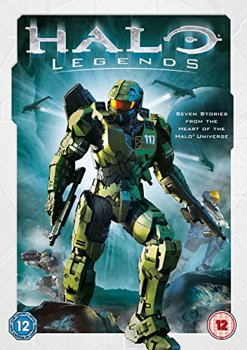 HALO: Legends [DVD] [2010] from Warner Home Video