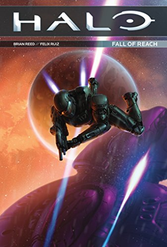 Halo: Fall of Reach from Dark Horse Comics