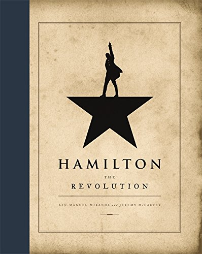 Hamilton: The Revolution from Music In Print