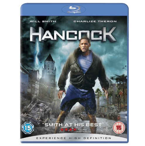 Hancock [Blu-ray] [2009] [Region Free] from Sony Pictures Home Entertainment