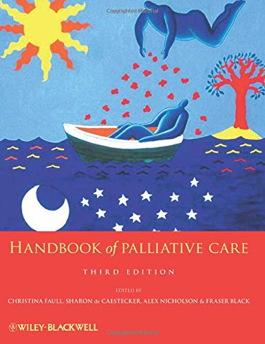 Handbook of Palliative Care from Wiley-Blackwell