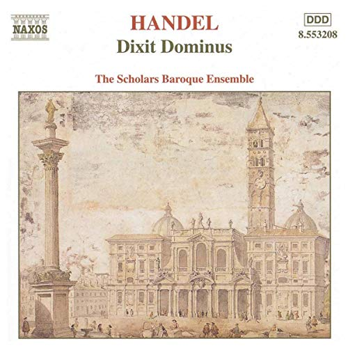 Handel: Choral Works from NAXOS