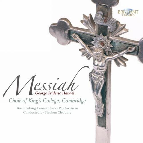 Handel: Messiah (2cd+dvd) from BRILLIANT CLASSICS