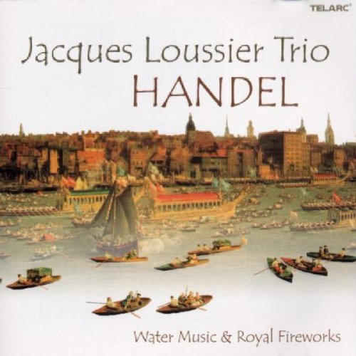 Handel: Water Music & Royal Fireworks