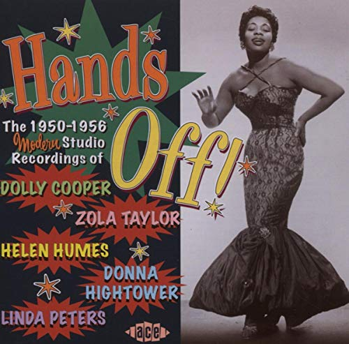 Hands Off! 1950-1956 Modern Studio Recordings from ACE