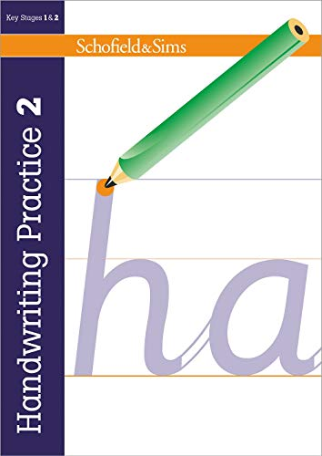 Handwriting Practice Book 2: KS2 English, Ages 7-11 from Schofield & Sims Ltd
