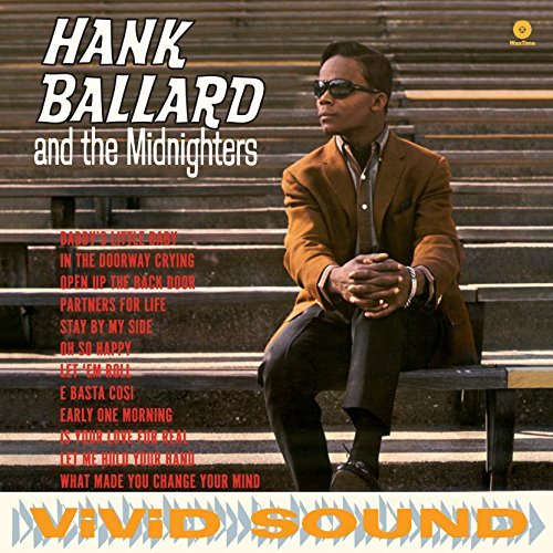 Hank Ballard & The Midnighters (180g) + 2 bonus tracks [VINYL]