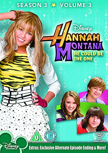 Hannah Montana - Season 3 Vol. 3 [DVD] from Walt Disney Studios Home Entertainment