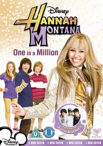 Hannah Montana: One In A Million [DVD] from Disney