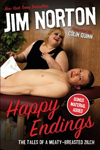 Happy Endings: The Tales of a Meaty-Breasted Zilch from Gallery Books