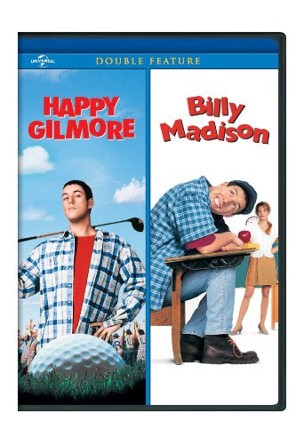 Happy Gilmore / Billy Madison [DVD] [Region 1] [US Import] [NTSC] from Universal Studios