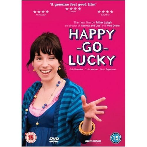 Happy-Go-Lucky [DVD] [2008] from Momentum Pictures