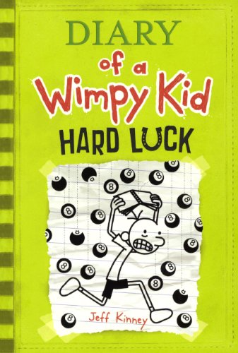 Hard Luck: 08 (Diary of a Wimpy Kid) from Turtleback Books