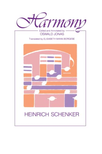 Harmony from University of Chicago Press