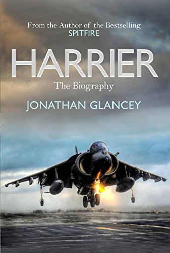 Harrier: The Biography from Atlantic Books