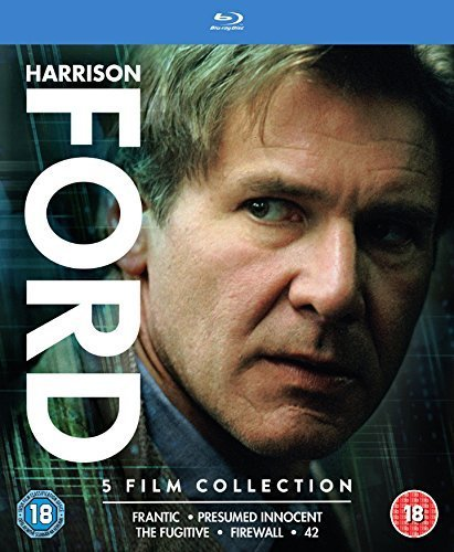 Harrison Ford Collection [Blu-ray] [2015] [Region Free] from Whv