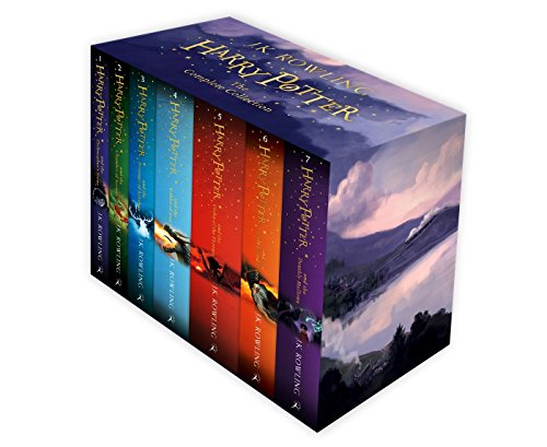 Harry Potter Box Set: The Complete Collection (Children's Paperback) from Bloomsbury Children's Books