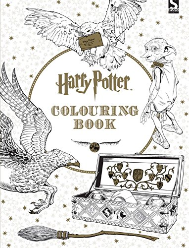 Harry Potter Colouring Book 1 from Studio Press