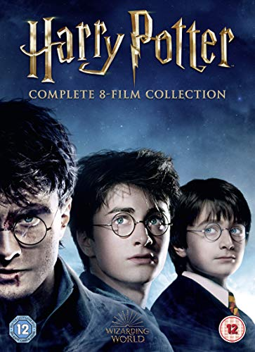 Harry Potter - Complete 8-film Collection [DVD] [2016] from Warner Bros