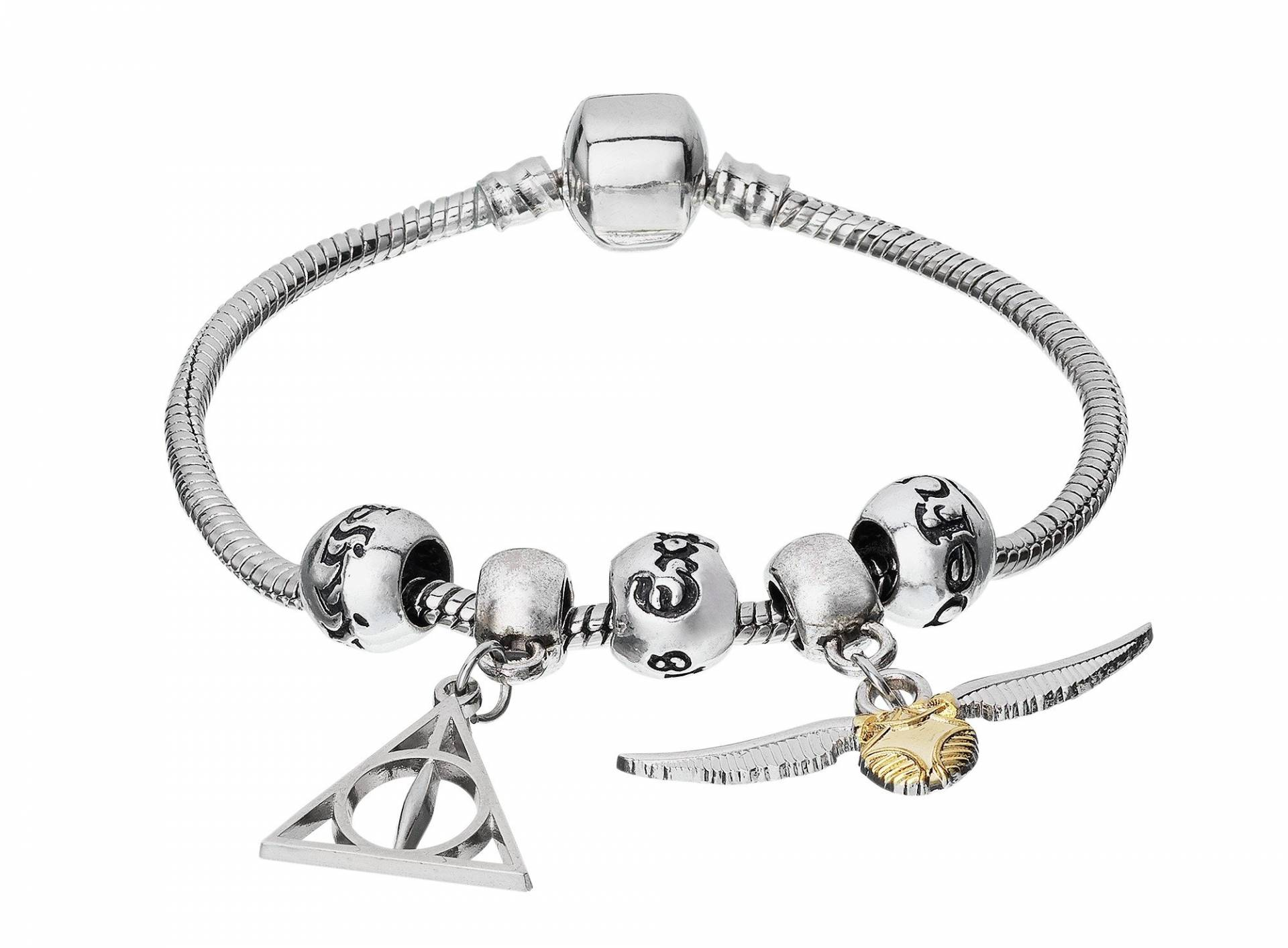 Harry Potter Silver Colour Charm Bracelet from Harry Potter