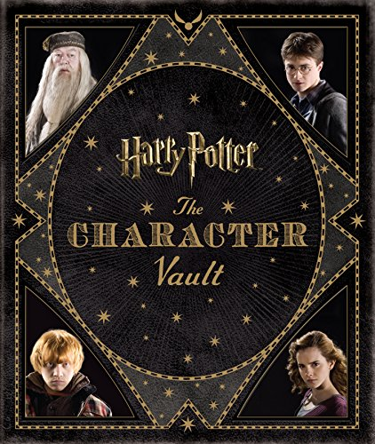 Harry Potter - The Character Vault from Titan Books Ltd