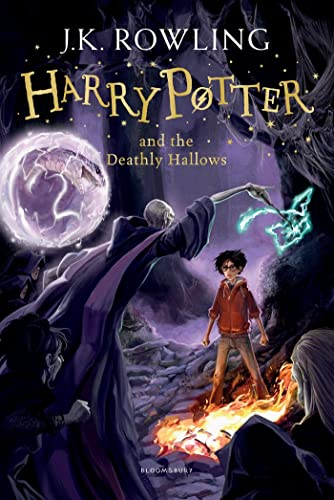 Harry Potter and the Deathly Hallows: 7/7 (Harry Potter 7) from Bloomsbury Children's Books