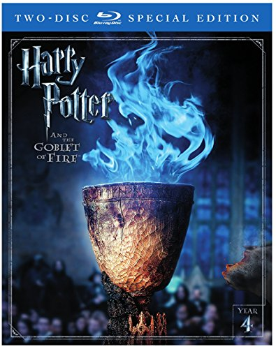 Harry Potter and the Goblet of Fire (2-Disc Special Edition) [Blu-ray] from Warner Manufacturing