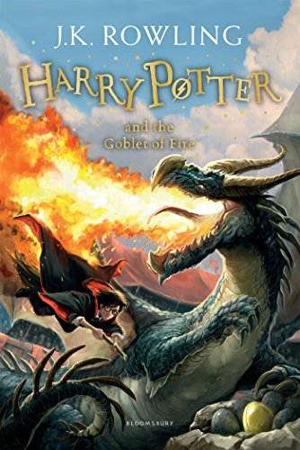 Harry Potter and the Goblet of Fire: 4/7 (Harry Potter 4) from imusti