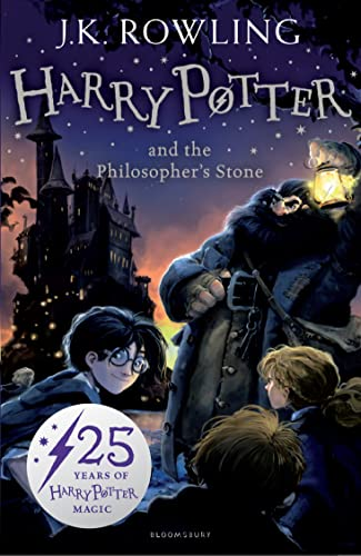 Harry Potter and the Philosopher's Stone: 1/7 (Harry Potter 1) from Bloomsbury Children's Books