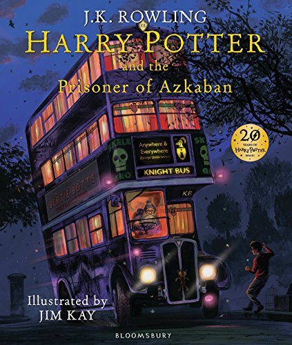Harry Potter and the Prisoner of Azkaban: Illustrated Edition (Harry Potter Illustrated Edtn) from Bloomsbury Childrens