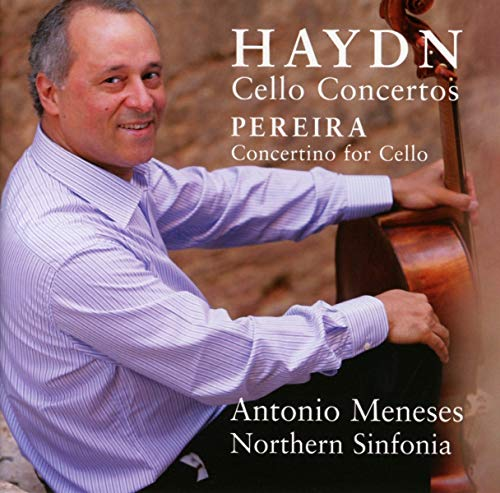 Haydn: Cello Concertos, Pereira: Concertino for Cello from AVIE