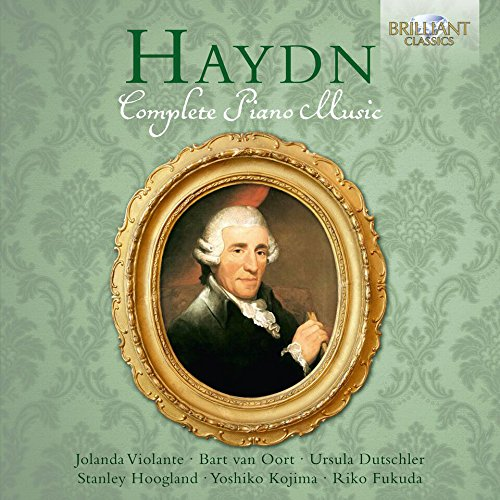 Haydn: Complete Piano Music from BRILLIANT CLASSICS
