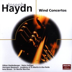 Haydn: Wind Concertos from PHILIPS