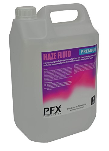 Haze Fluid Premium 5 Litres by PFX from PFX