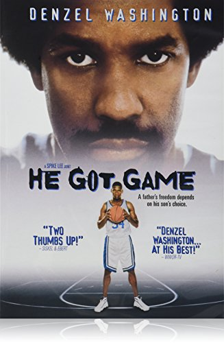 He Got Game [DVD] [1998] [Region 1] [US Import] [NTSC] from Touchstone Video