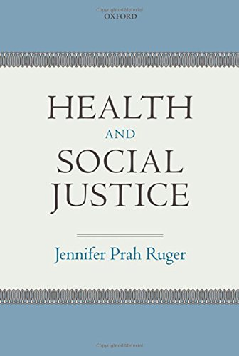 Health and Social Justice from Oxford University Press, USA