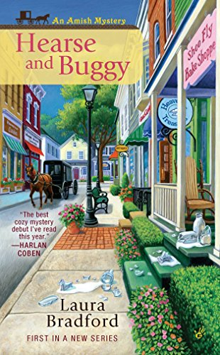 Hearse and Buggy (Berkley Prime Crime Mysteries) from Berkley Books