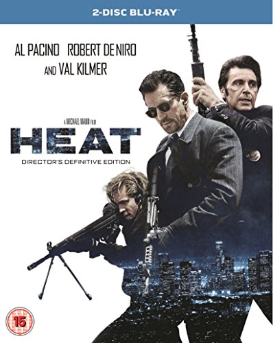 Heat (Remastered) [Blu-ray] [1995] from 20th Century Fox Home Entertainment